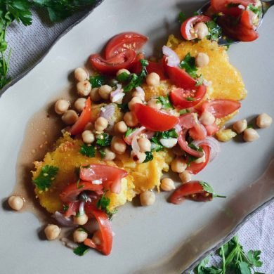 grilled-polenta-tomato-caper-salsa
