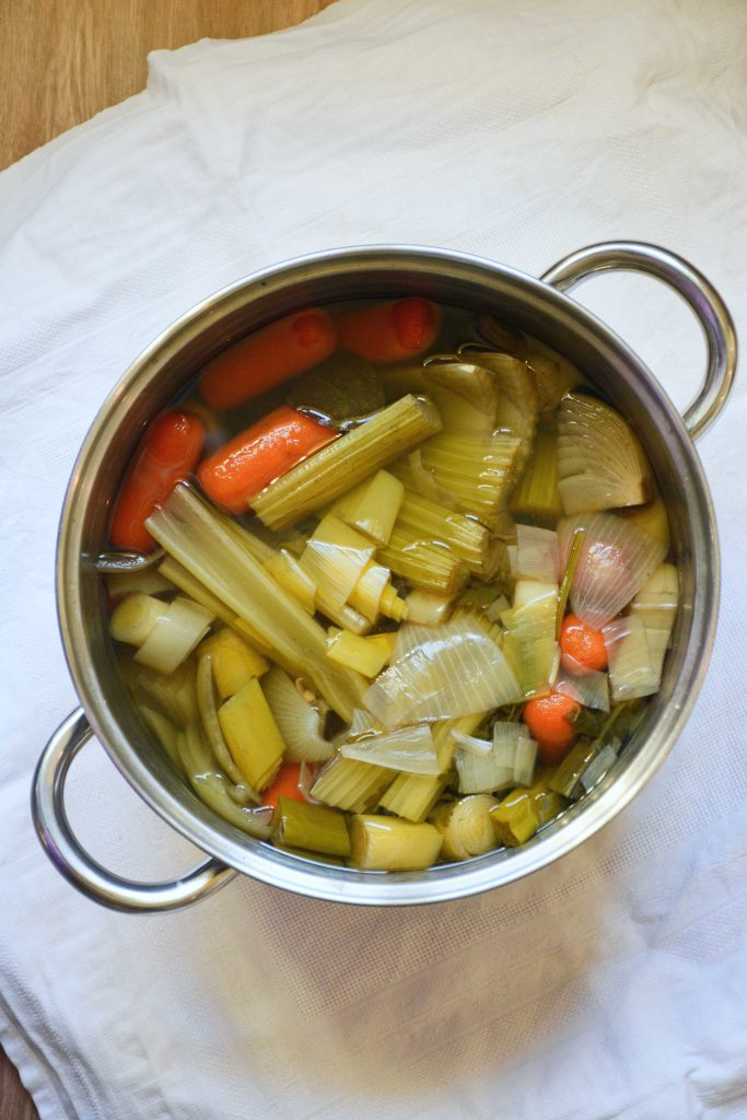 vegetable-vegan-clear-soup