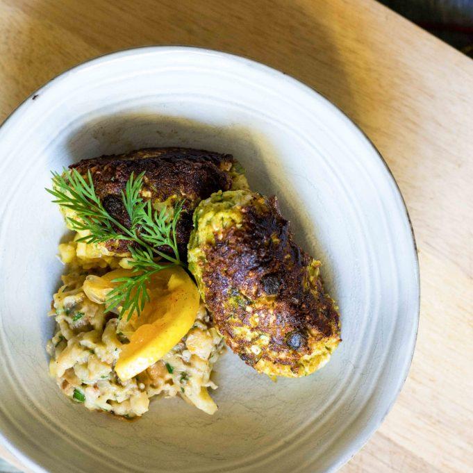 vegan-fish-kebabs-lemony-eggplant