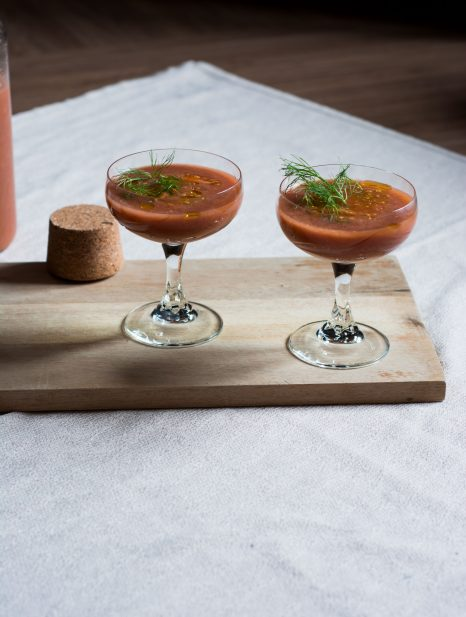 strawberry-fennel-gazpacho