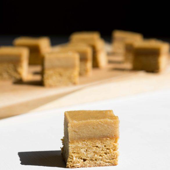ginger slice close up